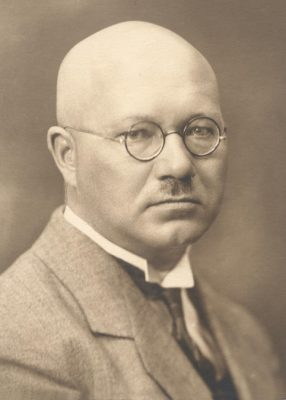 Otto Strandmann. Foto: Välisministeeriumi arhiiv