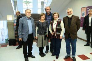 1992 Hispaania keele õpetajad 2017. Foto: Tartu Ülikool