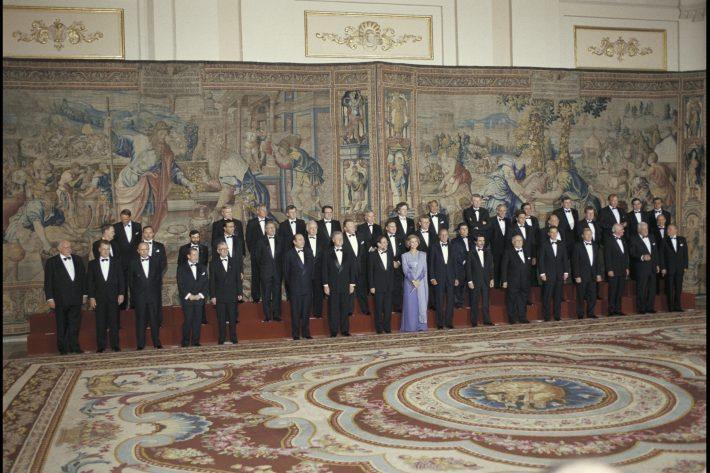 1997 NATO tippkohtumine. Foto: https://www.nato.int/
