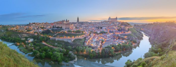 Toledo. Hispaania on eestlaste üks lemmik reisisihtkoht. Foto: Eesti saatkond Madridis koduleht